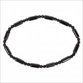 泗滨砭石项链 长圆柱款
