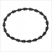 泗滨砭石项链 葫芦珠